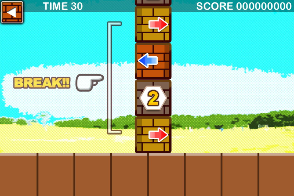 Screenshot Broken Blocks